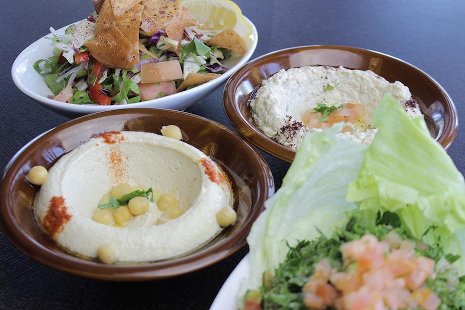Halal lebanese restaurant atlantis on the bay sydney