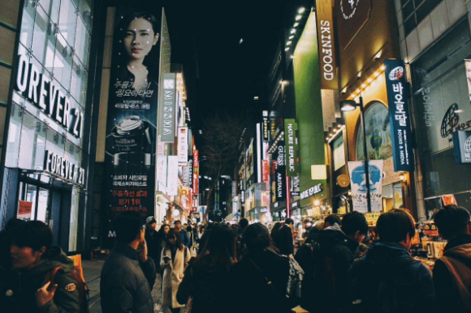 muslim shopping streets in seoul itinerary 3 days and 2 nights