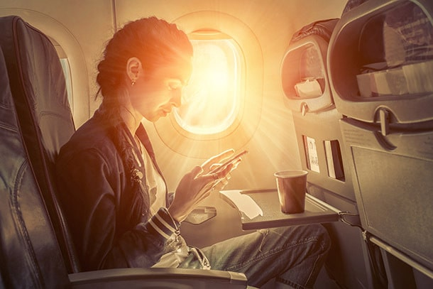 Muslim friendly travel tips for backpackers how to sleep on a plane