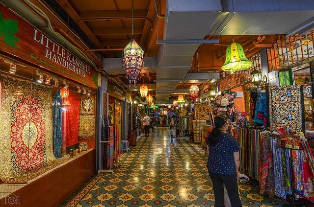 Top muslim friendly markets in Kuala Lumpur