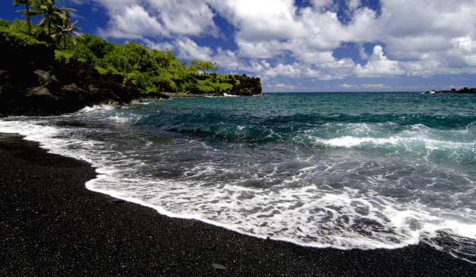 Best beaches in Hawaii America for Muslims
