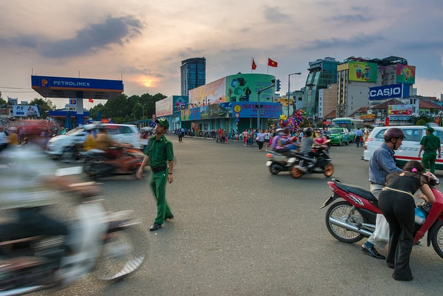 Top halal city attractions in Ho Chi Minh Muslim friendly Vietnam 3d2n itinerary