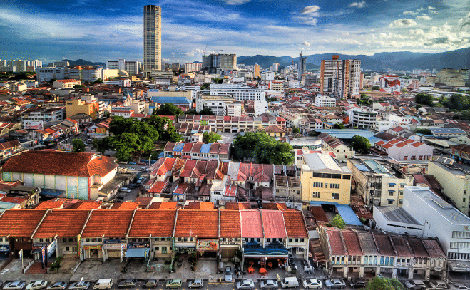 Muslim friendly destinations in Georgetown Penang