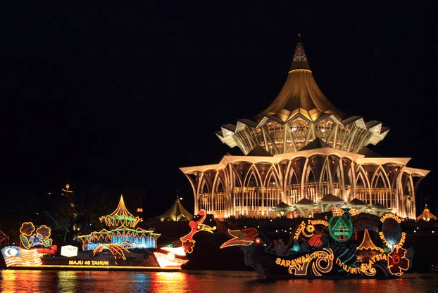 Top Muslim friendly places to visit in Kuching Sarawak must-see cities in Malaysia