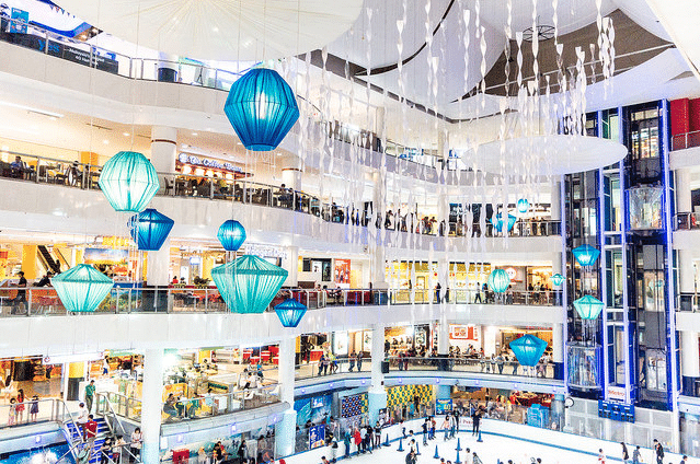 Halal friendly shopping malls in KL Malaysia