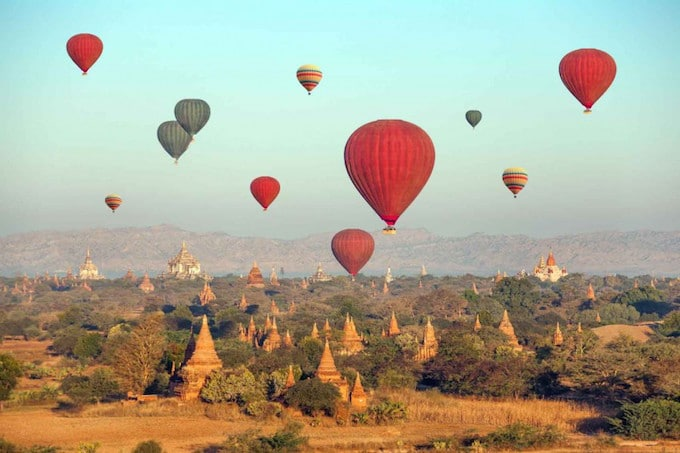 Best places for young Muslim travelers in Myanmar