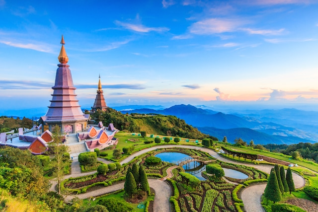 Muslim friendly places in Thailand for honeymoon