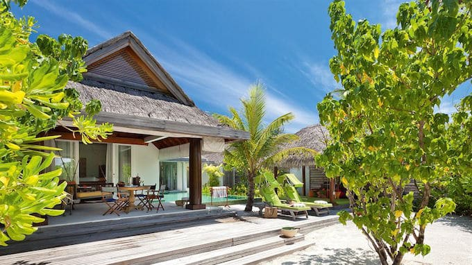 Best Muslim friendly beach hotels in Maldives for Muslim honeymoon