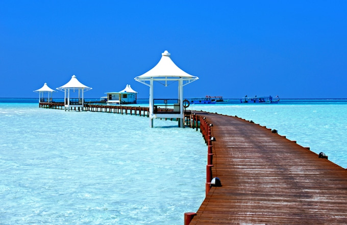 Top Halal island honeymoon places in Maldives