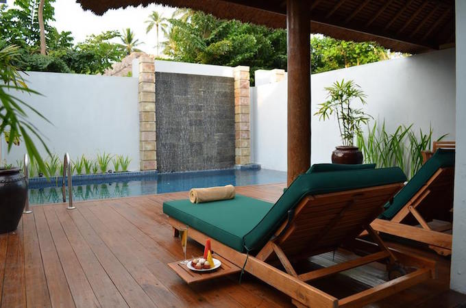 Muslim friendly villa in Indonesia for young Muslims
