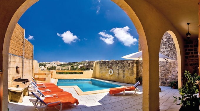 Top halal friendly villa in Malta for Muslim travelers
