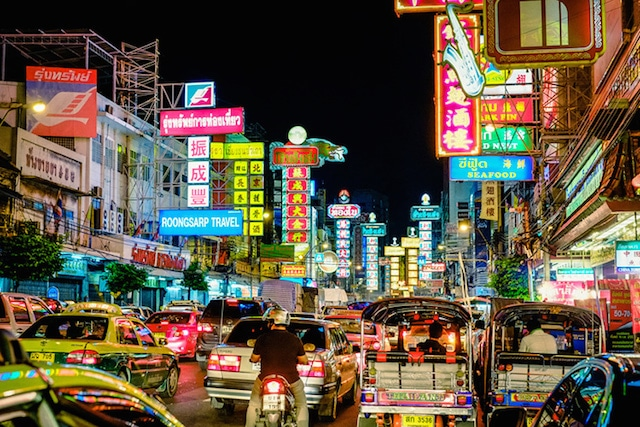 Top halal friendly places to visit in Chinatown Bangkok Thailand