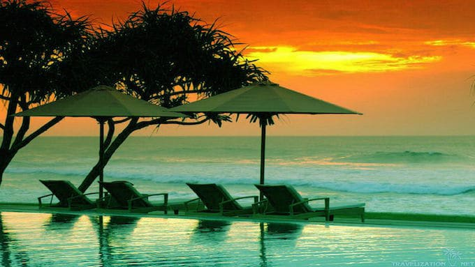Honeymoon resorts in Sri Lanka for Muslim newlyweds