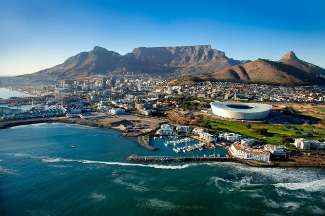 Best muslim friendly places to visit in Cape Town Africa for muslims