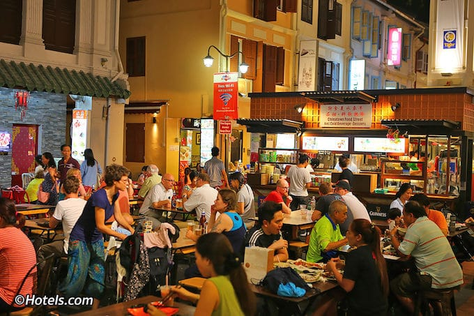 Best halal hawker stalls in Singapore
