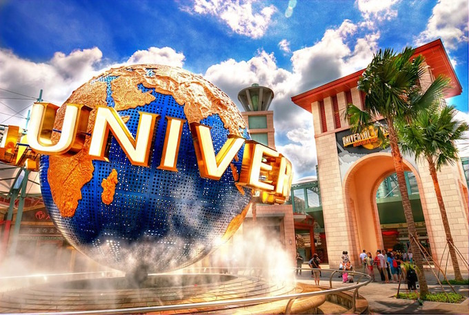 Universal Studio reasons why Muslims should visit Singapore