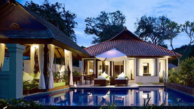 Best muslim friendly private villas in Langkawi for Muslim travelers