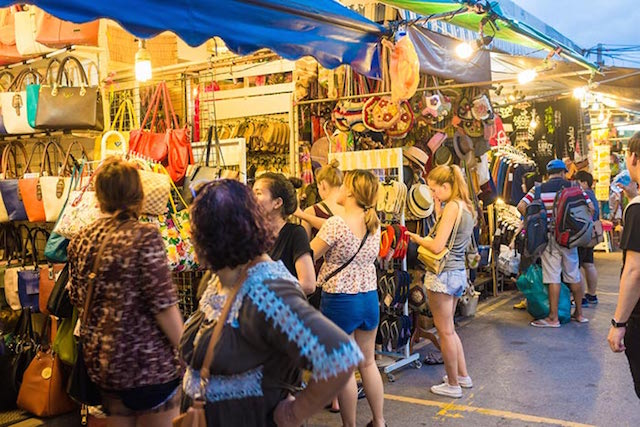 Best Muslim friendly chatuchak market in Thailand
