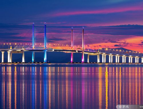 beautiful cities in malaysia penang bridge - featured