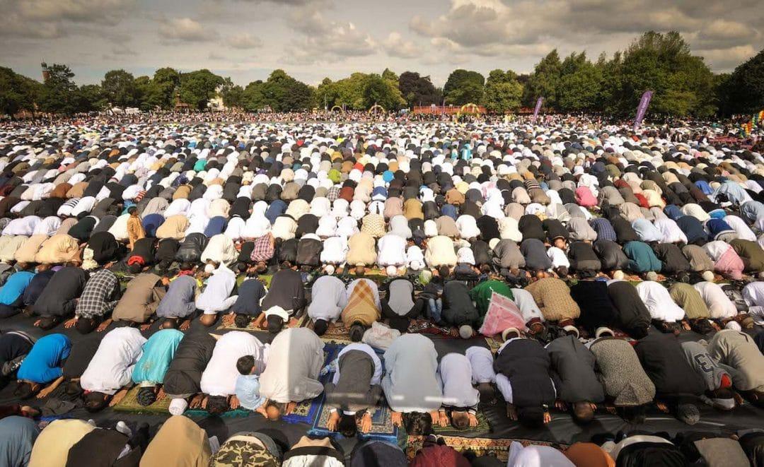 celebrating eid in birmingham uk