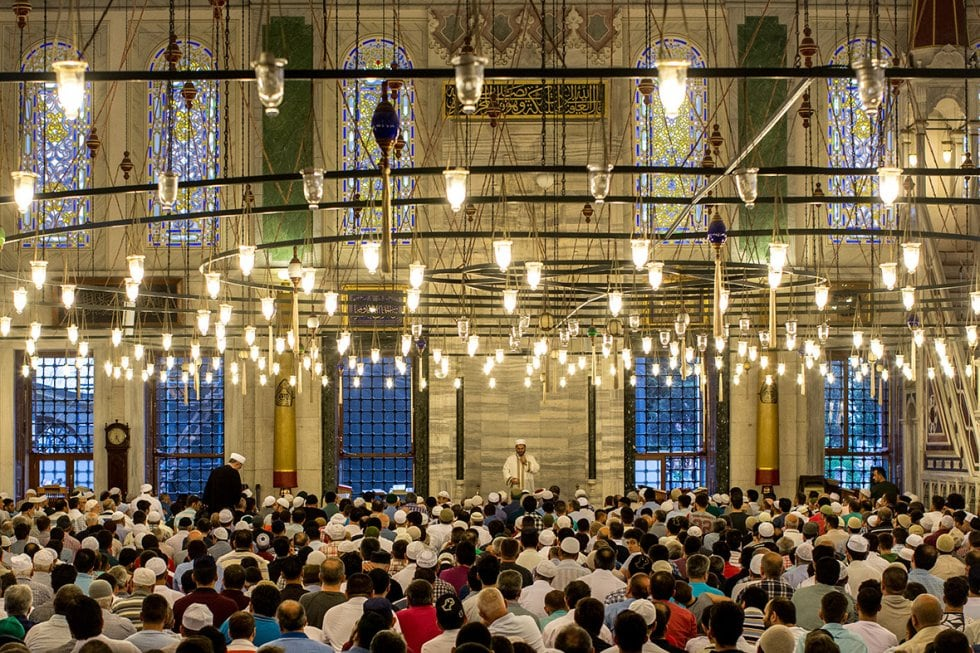 celebrating eid around the world in istanbul turkey