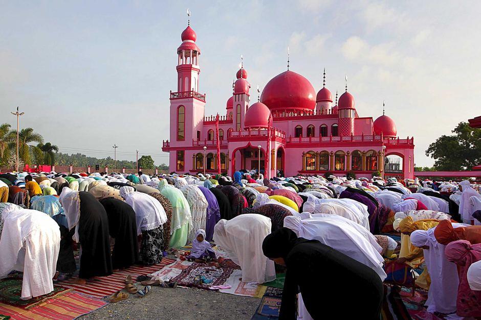 eid in the philippines manila