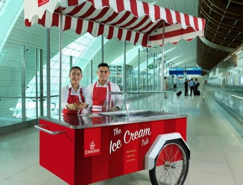 emirates emperor ice cream carts 2018 - featured
