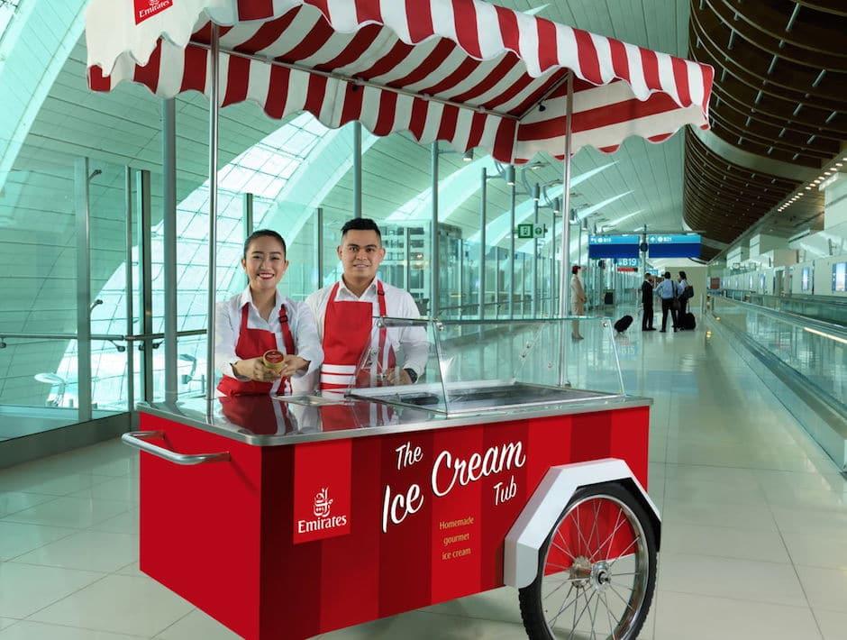 emirates emperor ice cream carts 2018 - featured