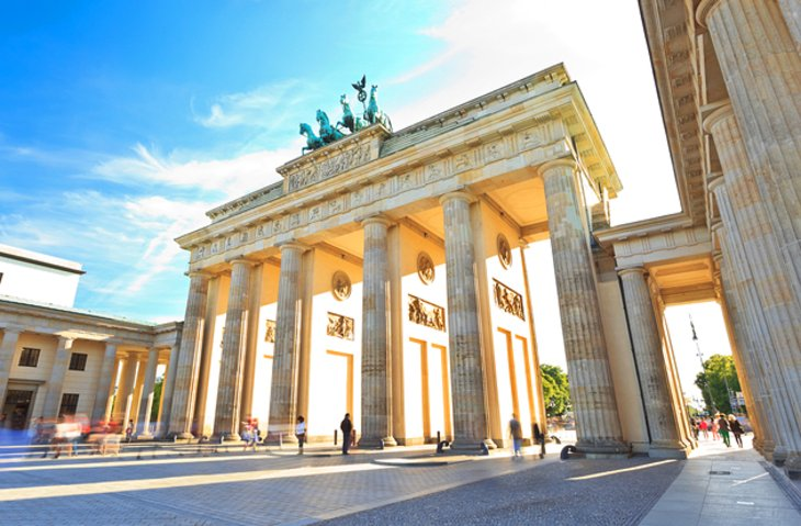muslim friendly destinations for summer - berlin