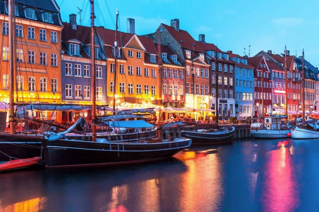 muslim friendly destinations in summers - copenhagen denmark