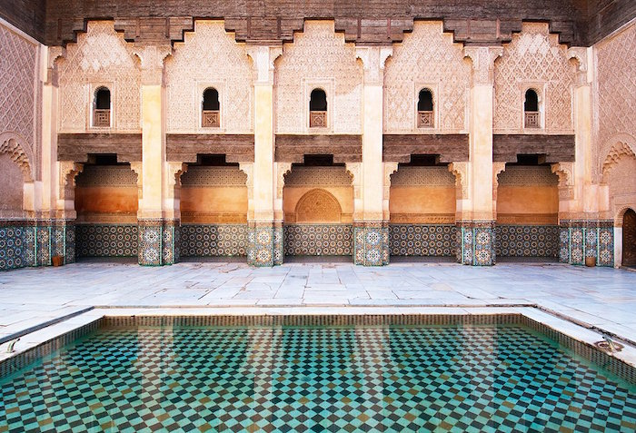 Muslim friendly trave guide to marrakech - Bahia palace