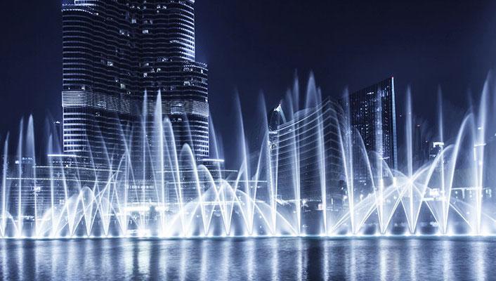 Things to see in Dubai - Dubai Fountain