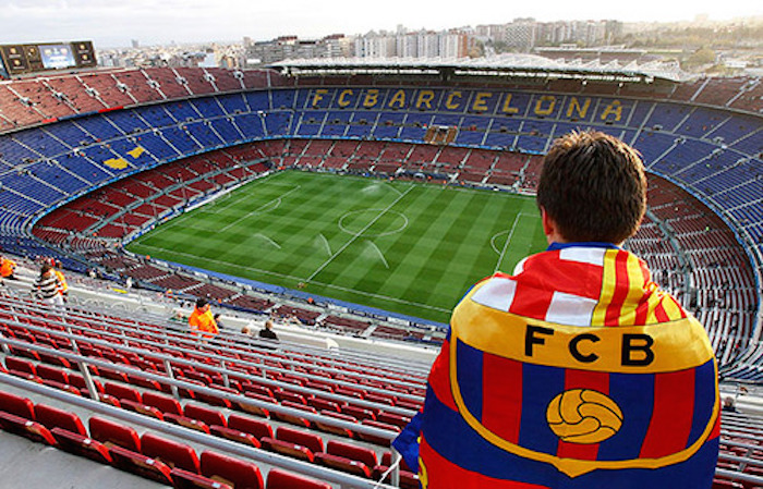 Muslim friendly Barcelona Nou Camp
