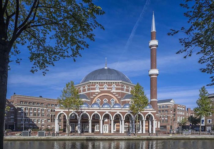 travel guide to amsterdam for muslim travellers - beautiful mosques in amsterdam