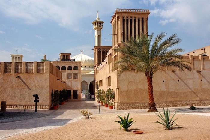 dubai travel guide for muslim travellers - bastakiya