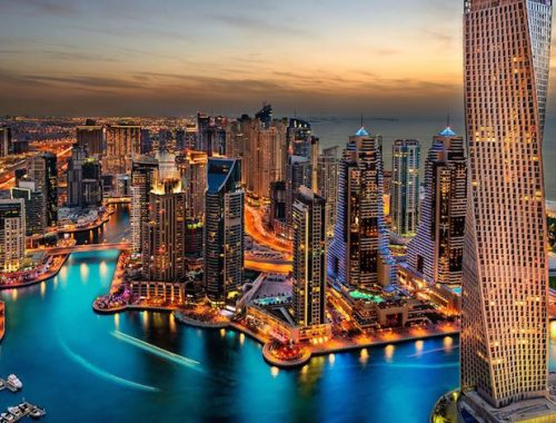 dubai travel guides for muslim travellers