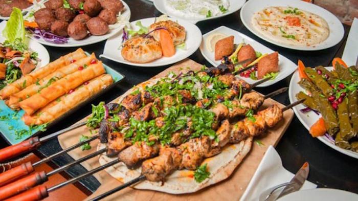 halal food in amsterdam sham restaurant