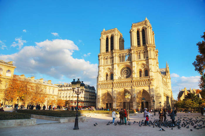 Halal friendly notre dame paris