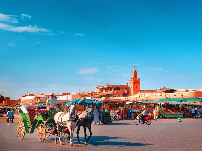 jemaa al fnaa in marrakech
