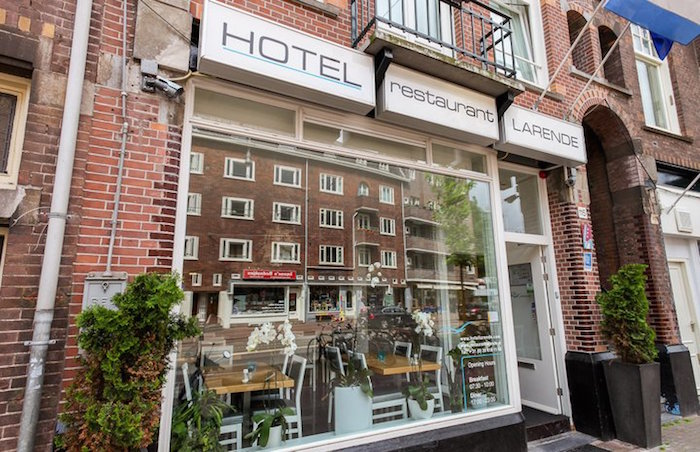 Muslim friendly hotel larende amsterdam
