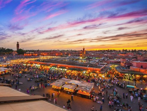 muslim friendly places marrakech morocco - featured