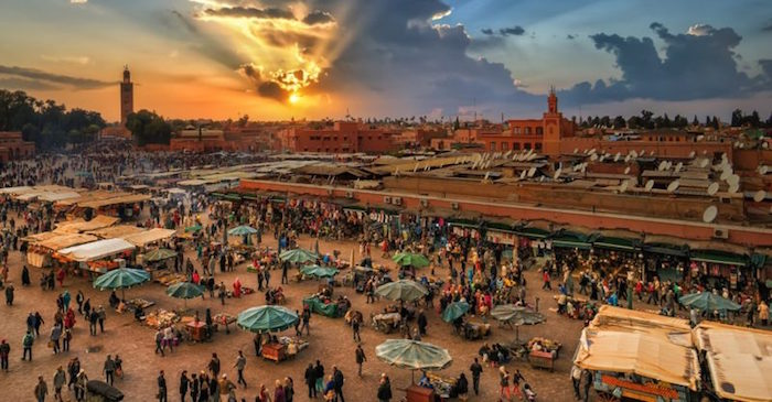 muslim friendly places to visit in marrakech morocco