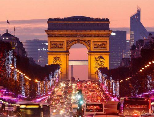 Muslim friendly tourist attractions in paris