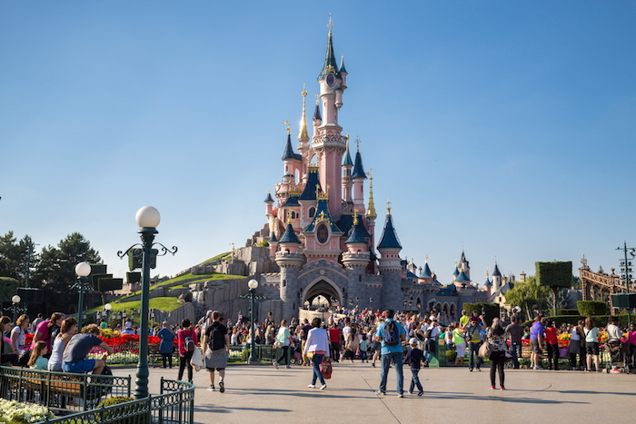 Paris disneyland muslim travel guide