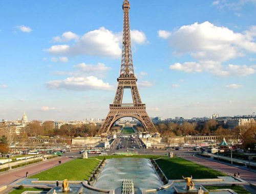 Paris travel guide for muslim travellers