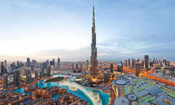 reasons to visit dubai - burj khalifa