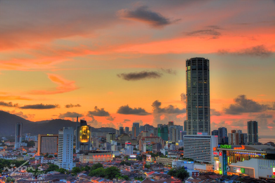 Penang - Things to experience in Malaysia as Muslim