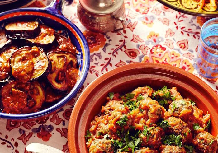 Top Halal restaurants in marrakech morocco