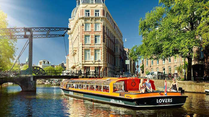 Amsterdam canal cruise online ticket
