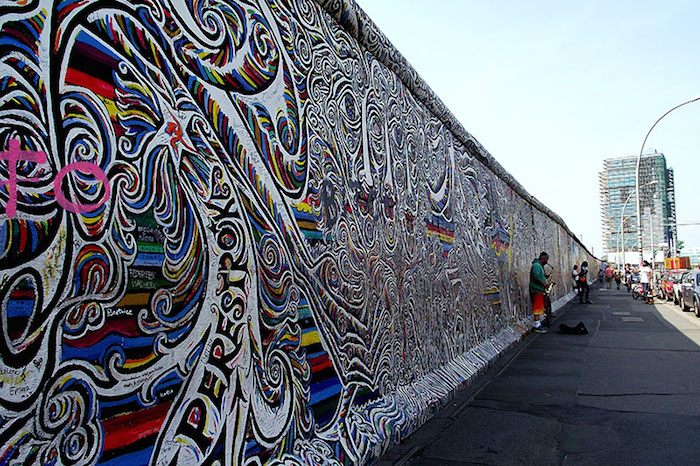 Top attractions in Germany - Berlin Wall